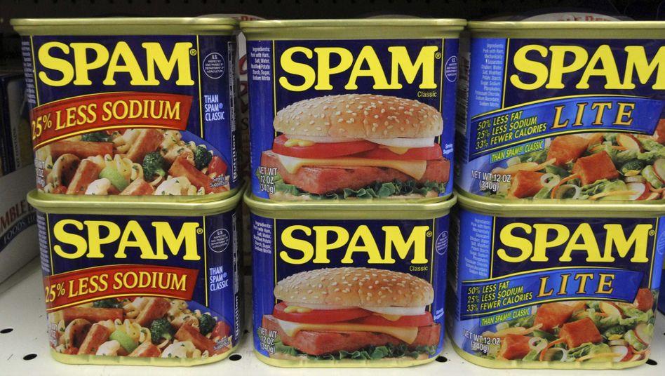 Spam (Symbolbild): Adresshändler können sich über Erleichterung freuen