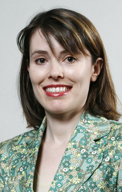 An dieser Frau müssen Insead-Bewerber vorbei: Caroline Diarte Edwards