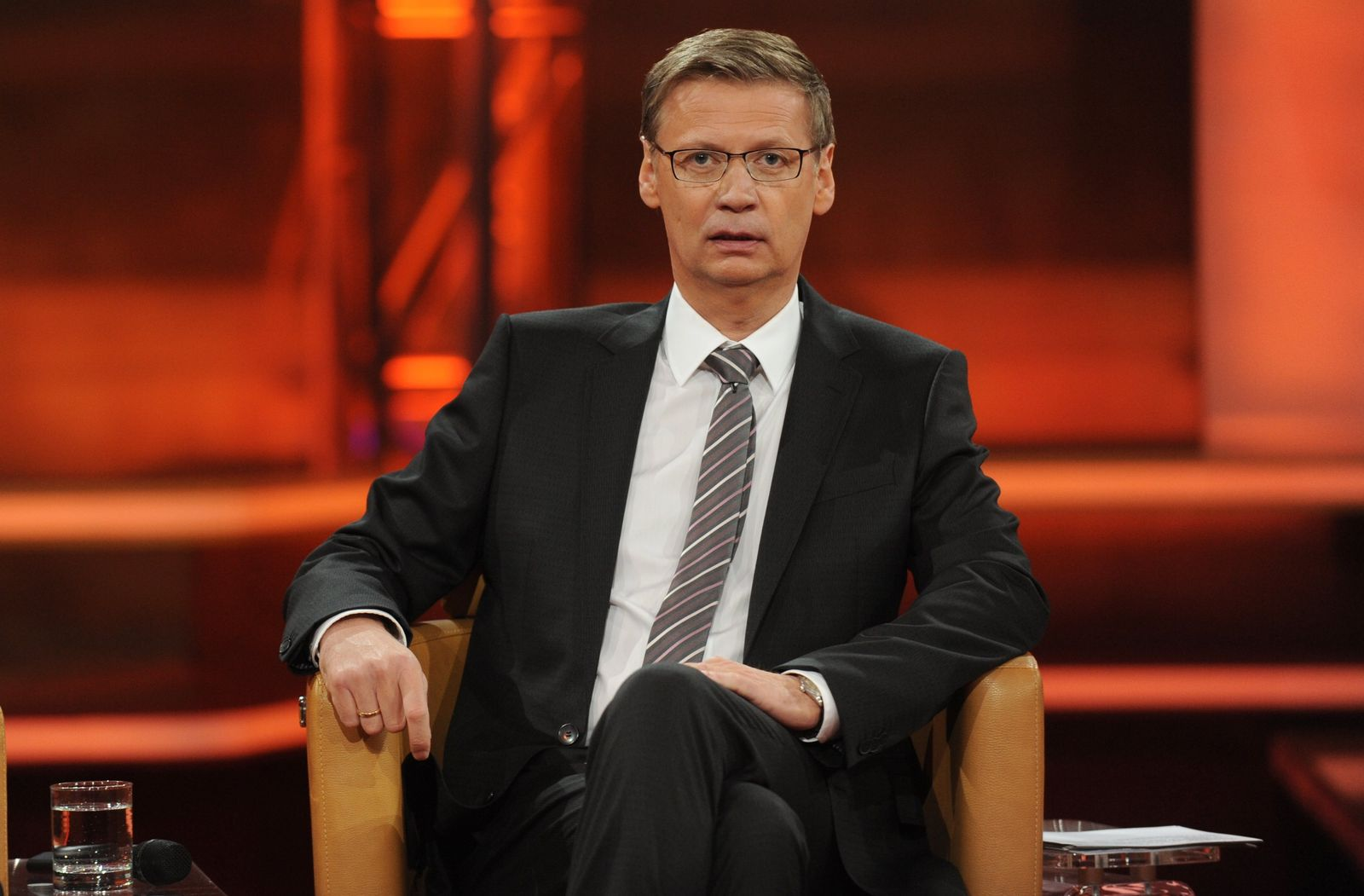 Talkshow Günther Jauch