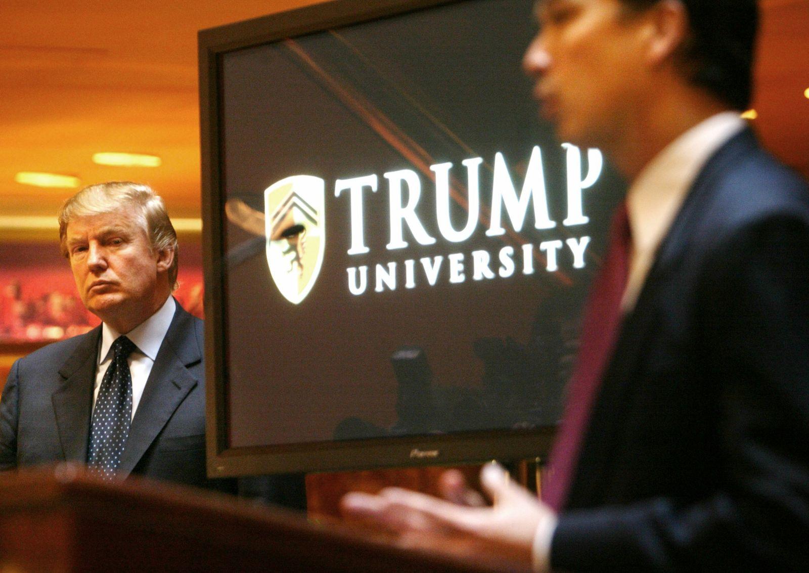 Trump Imperium / University