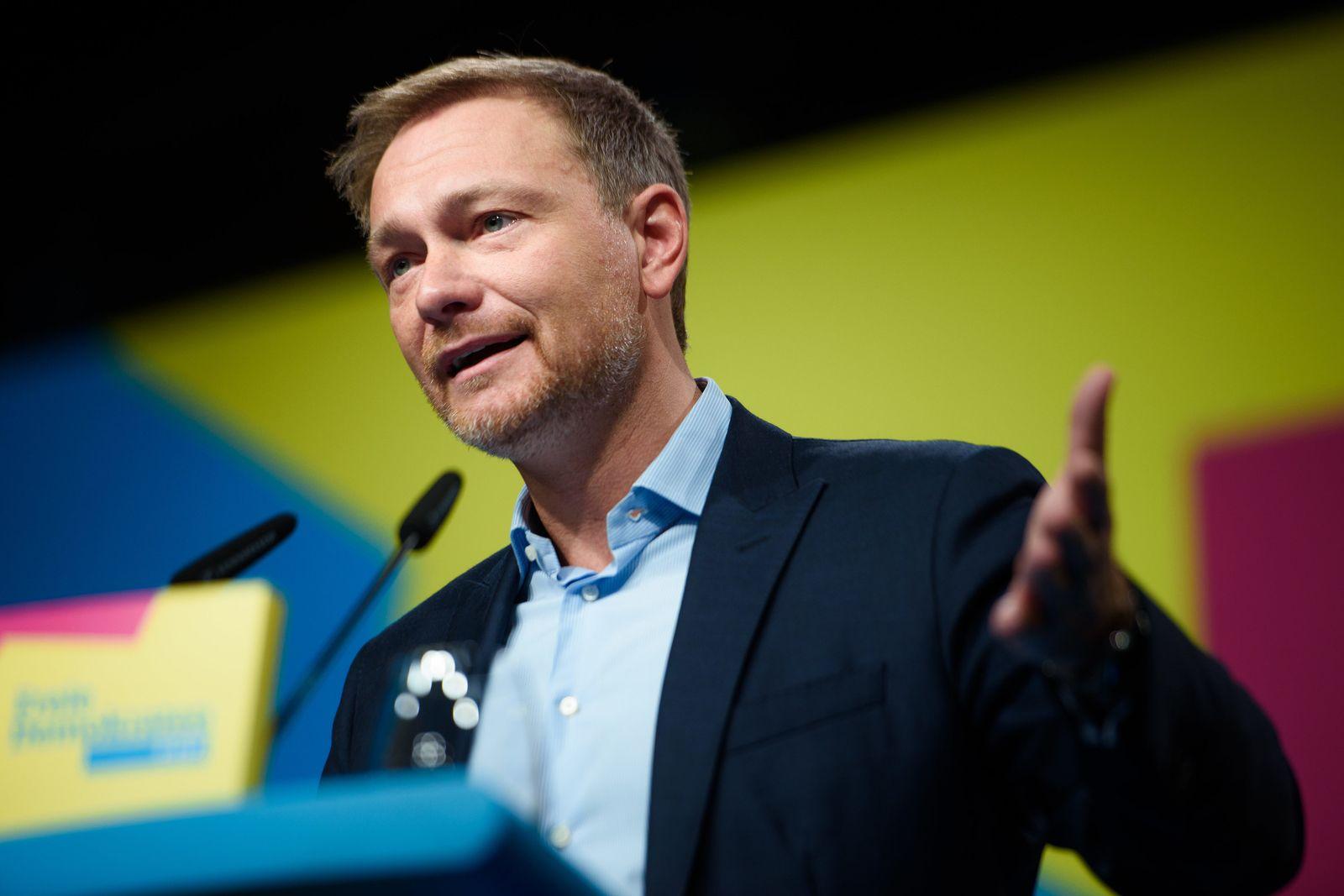 Europaparteitag der FDP
