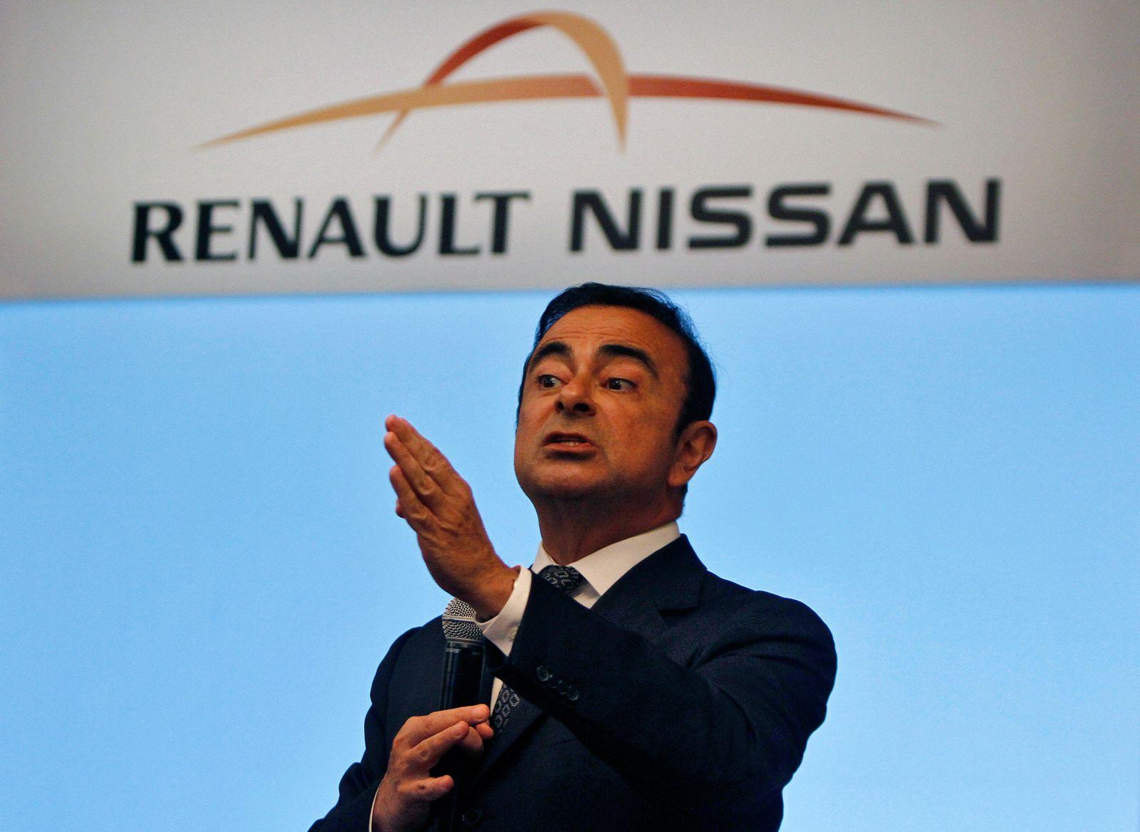 Carlos Ghosn / Nissan