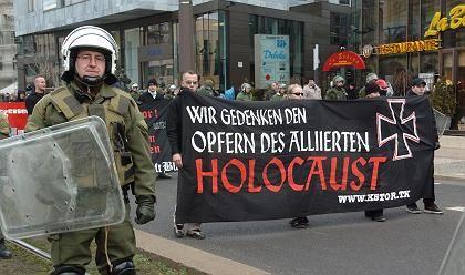 Rot-Grün befürchtet ähnliche Bilder am Brandenburger Tor, weiß aber nicht, wie es sie verhindern soll