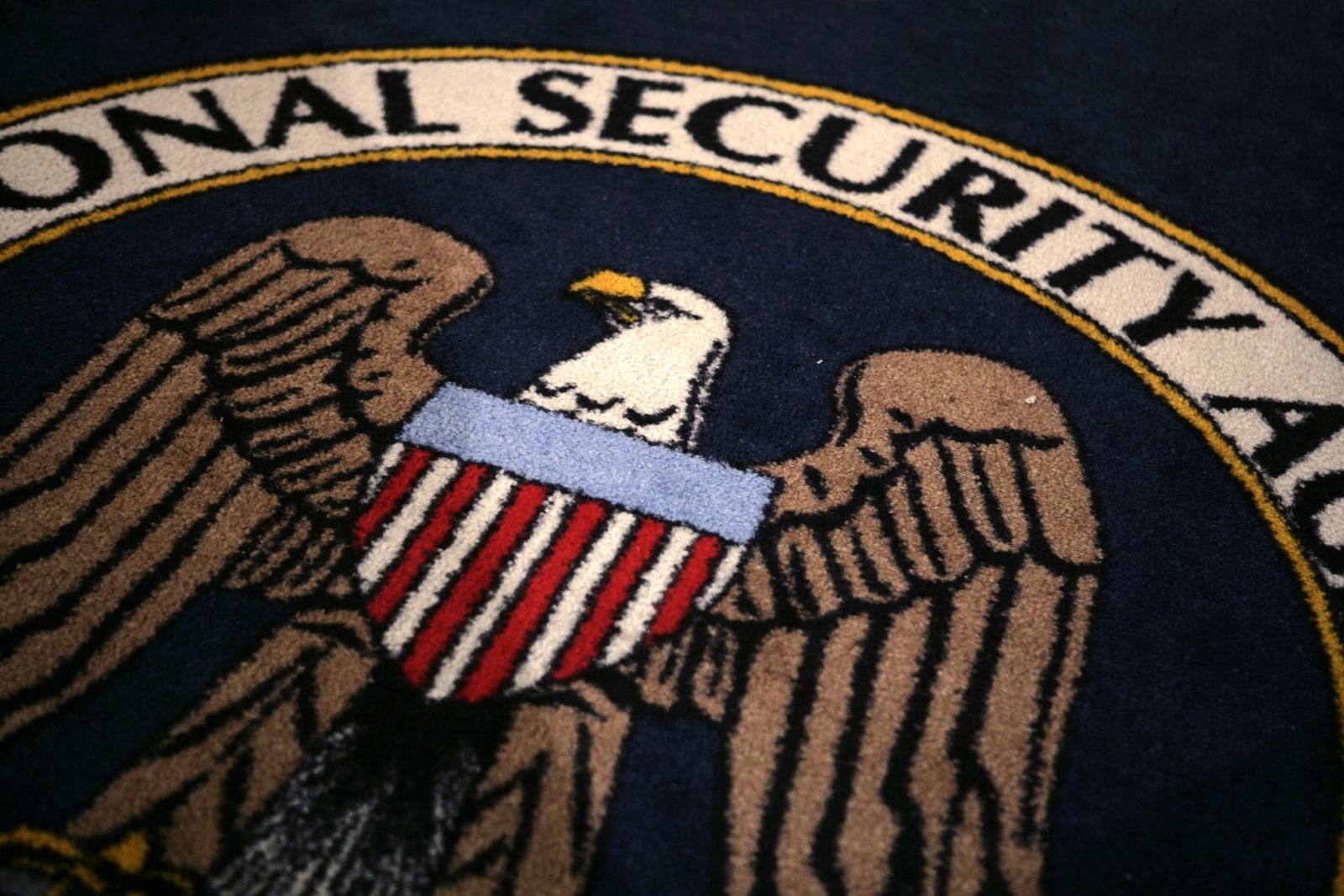 EINMALIGE VERWENDUNG USA - National Security Agency