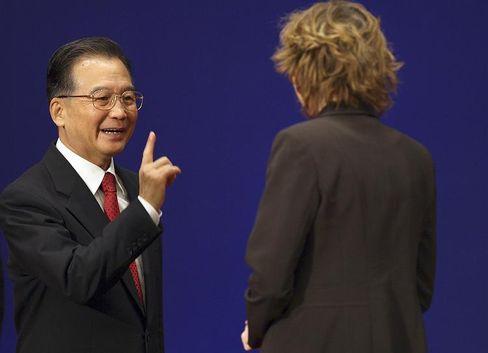 Premier Wen: Umwelt-Transferfonds gefordert