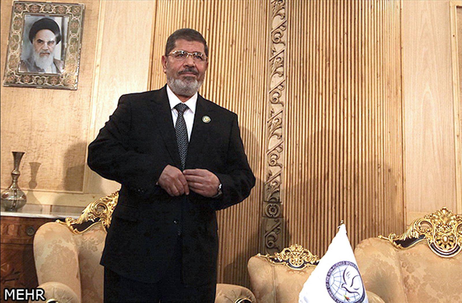 Mohammed Mursi / Iran