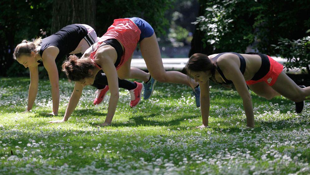 Freeletics: Hochintensiver Fitnesstrend