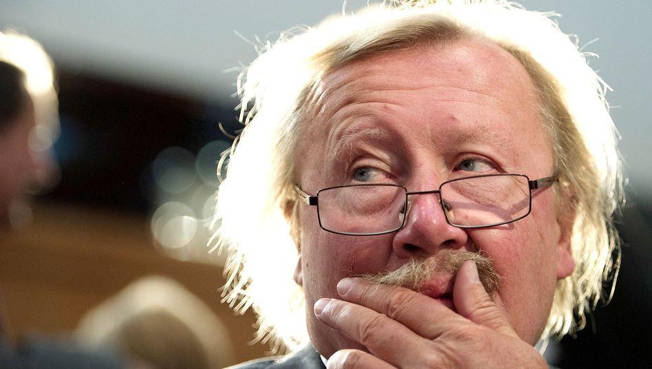 Philosoph Peter Sloterdijk: Es züngelt und zündelt da was