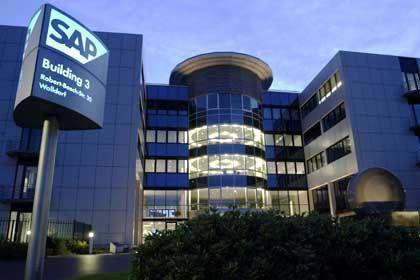 SAP-Zentrale Walldorf: Vorreiterrolle bei RFID
