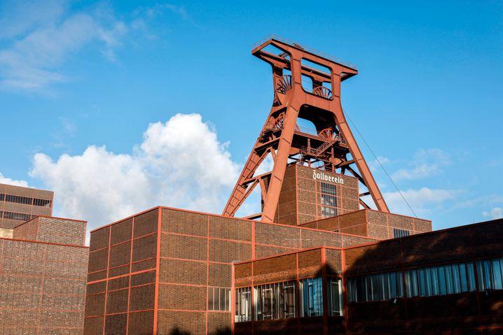 Zeche Zollverein in Essen: Sitz eines »Deutschen Fotoinstitutes« – wenn es nach dem Willen der Kulturstaatsministerin geht?