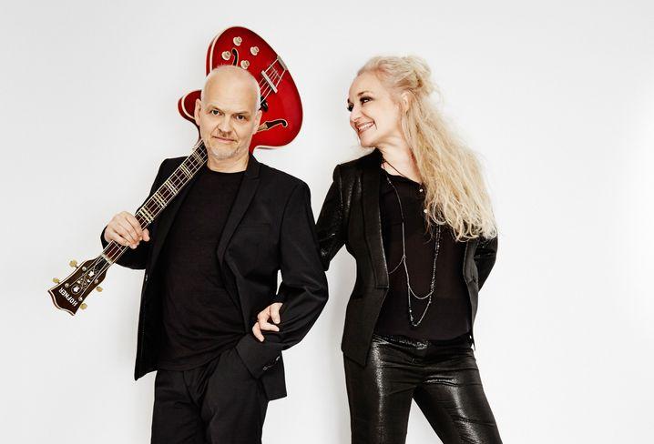 Jazzduo Danielsson und Norby (r.): Virtuoses, akustisches Album