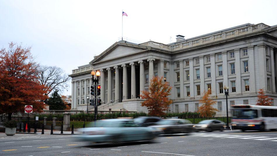 US-Finanzministerium: Volkswirtschaften der USA und Chinas sind eng verknüpft