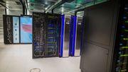 250.000-mal mehr Speicher als ein normaler Rechner