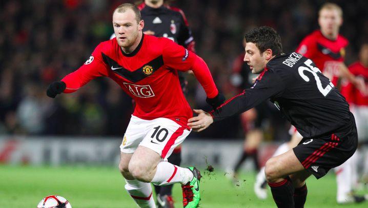 Wayne Rooney: Der Donnergott