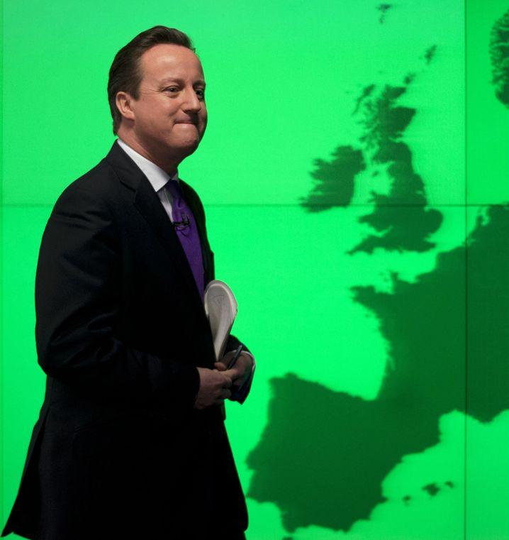 """David Cameron: """"Eine einfache Entscheidung"""""""