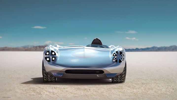 Auto aus dem 3D-Drucker: Wagen nach Wunsch