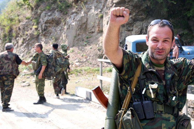 русский остановивший грузин в абхазии фото обжаривала сковороде