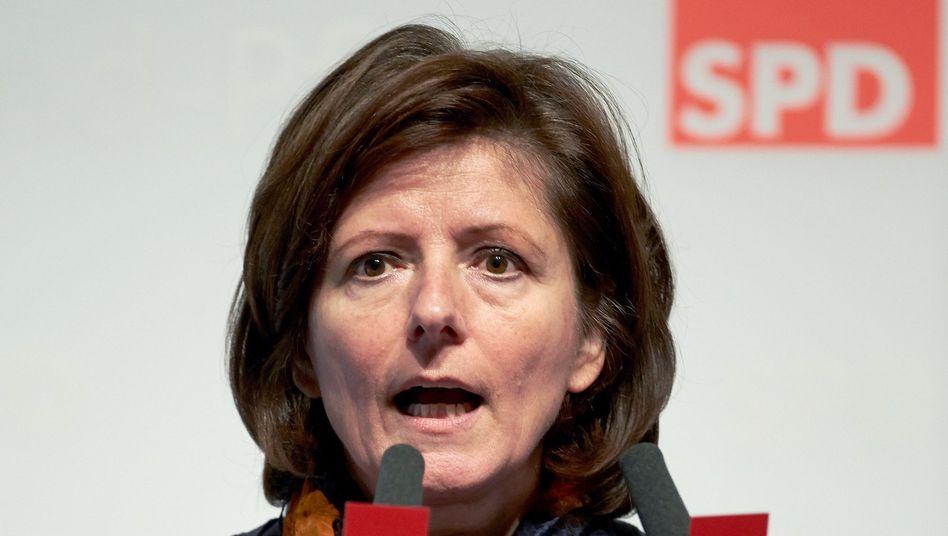 """Ministerpräsidentin Dreyer: """"Es reicht nicht, dass ständig neue Ideen auf den Markt geworfen werden"""""""