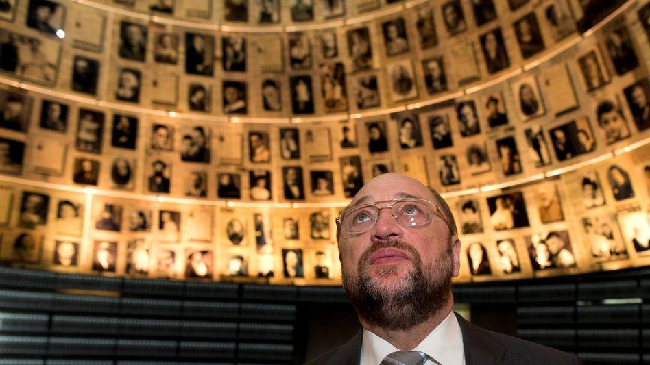"EU-Mann Schulz in Israel: ""Kritik ist in Demokratien normal"""