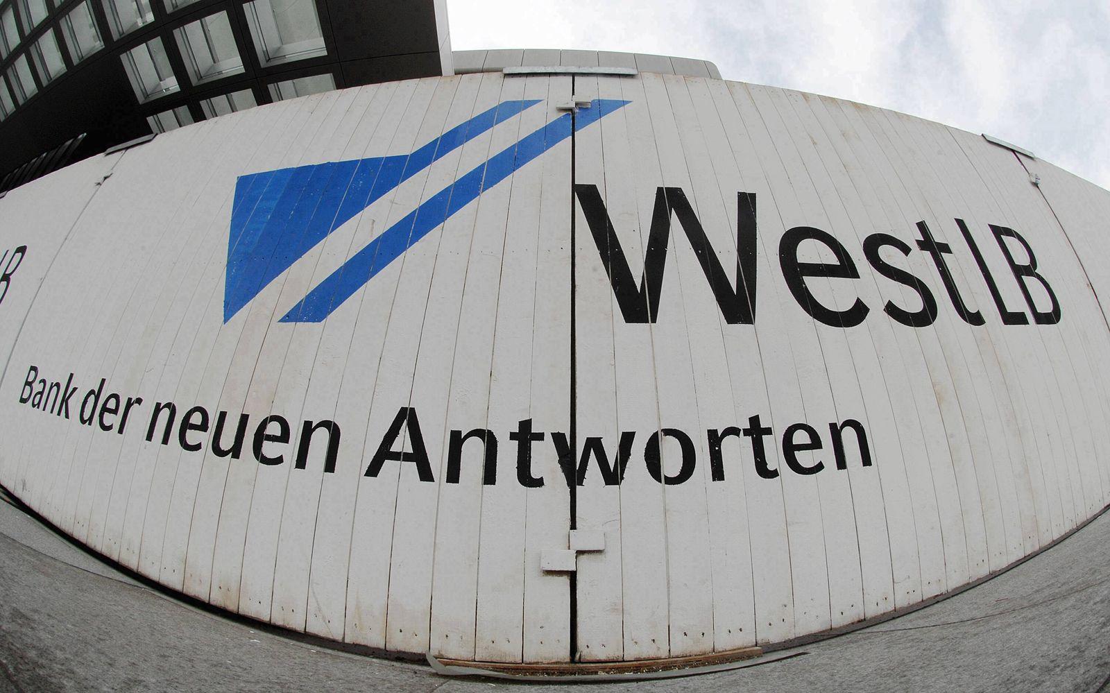 NICHT VERWENDEN Staatsanwaltschaft ermittelt gegen WestLB