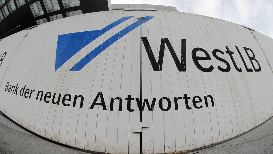 WestLB: Der Düsseldorfer Bank steht nach Milliardenverlusten mal wieder ein Umbau bevor