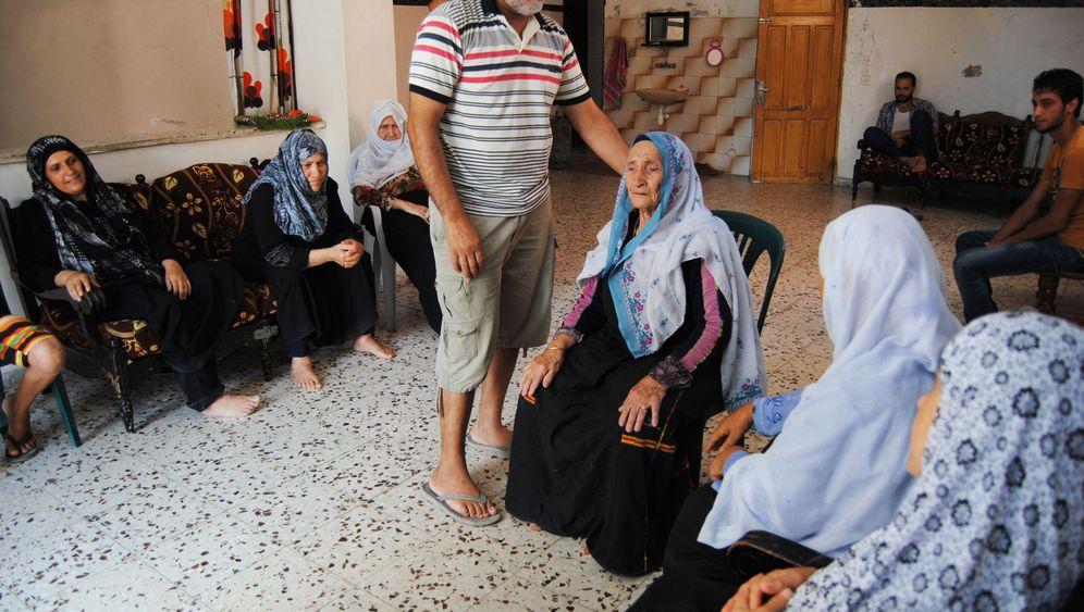 Krieg in Gaza: Trauer um Familie Kilani