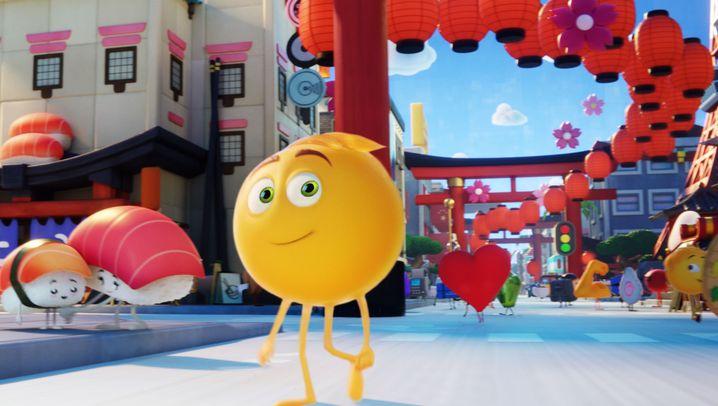 """Sony-Blockbuster: Das ist """"Emoji - Der Film"""""""