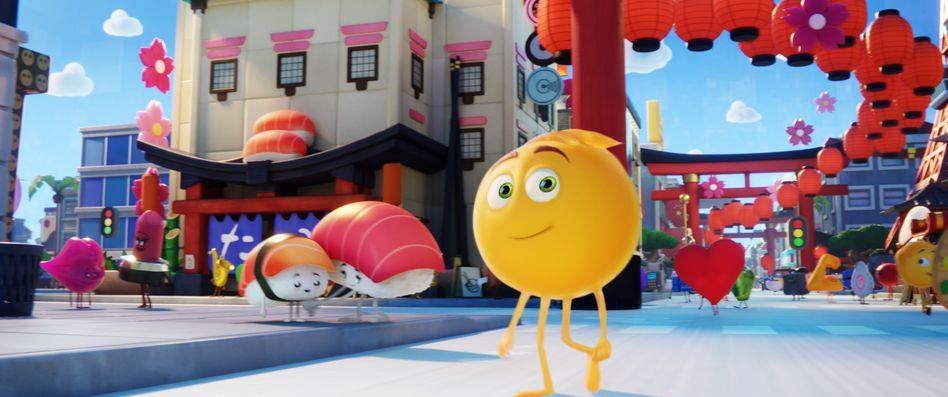 """""""Emoji - Der Film"""" im Kino: Wessen Ernst war das?"""