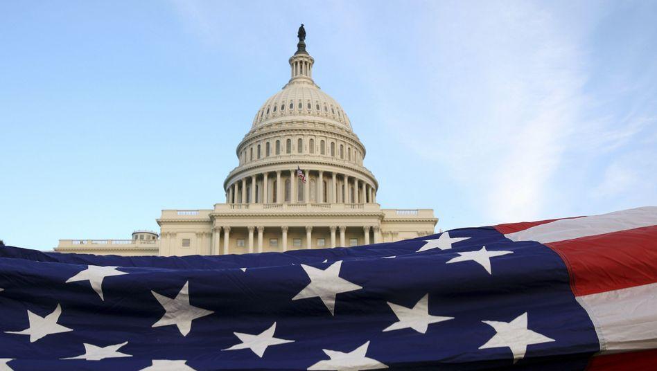 Capitol (Symbolbild): Mehr als doppelt so viele Demokraten stimmten diesmal dafür