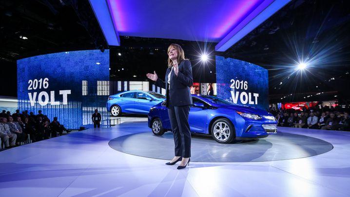 Elektroautos Volt und Bolt: Neu verkabelt