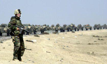 Irak: Marsch nach Bagdad