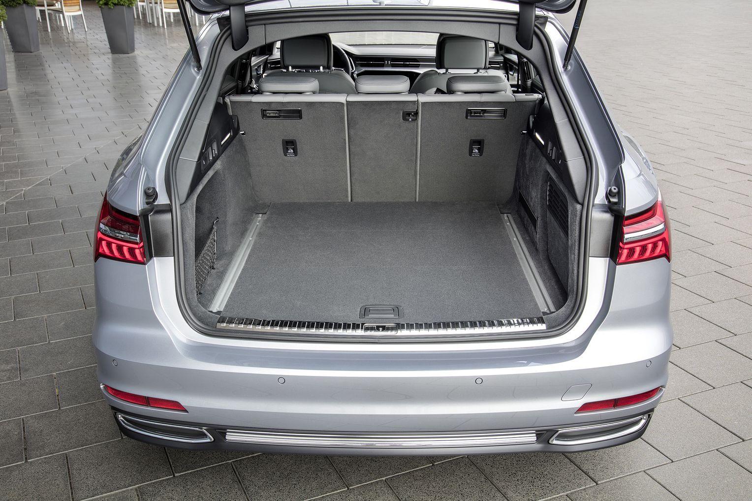 Audi A6 Avant Im Test Das Neue Kombimodell Der A6 Baureihe Der Spiegel