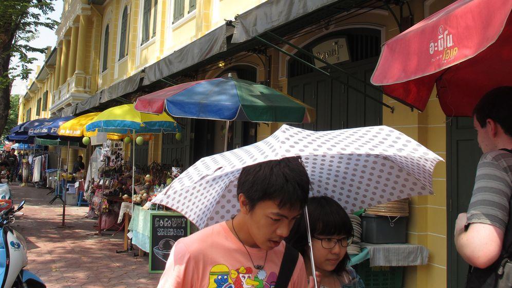 Bangkok: Comeback der Shop-Houses