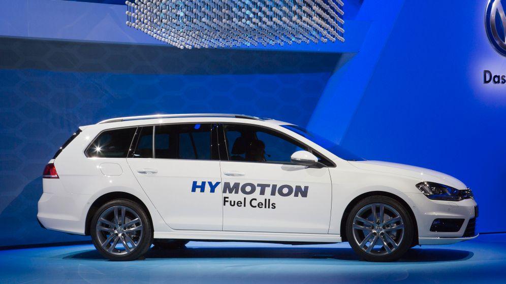 Brennstoffzellen-Studien von VW: Ein bisschen Show schadet nicht
