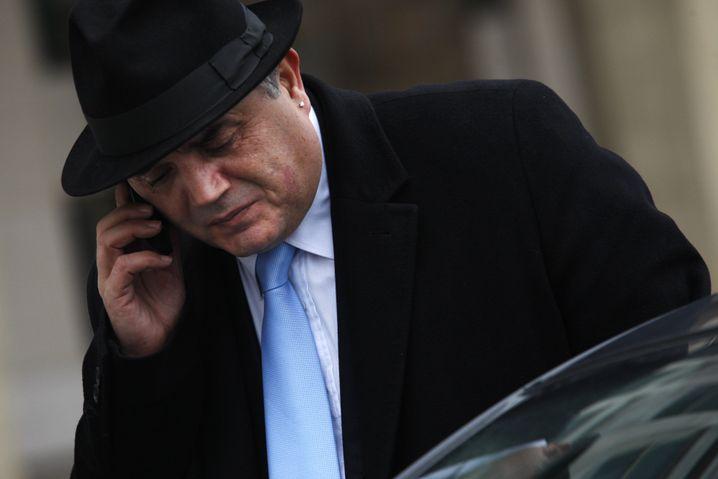 Ex-Kriminalinspektor Goncalo Amaral im Jahr 2010