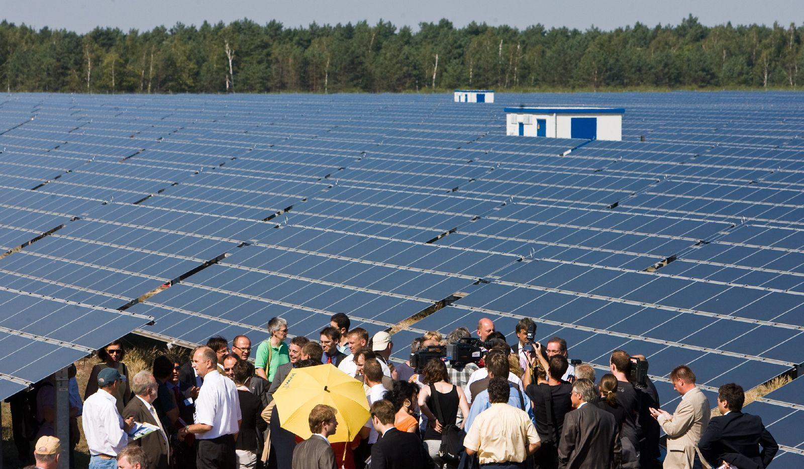 Solar Kraftwerk