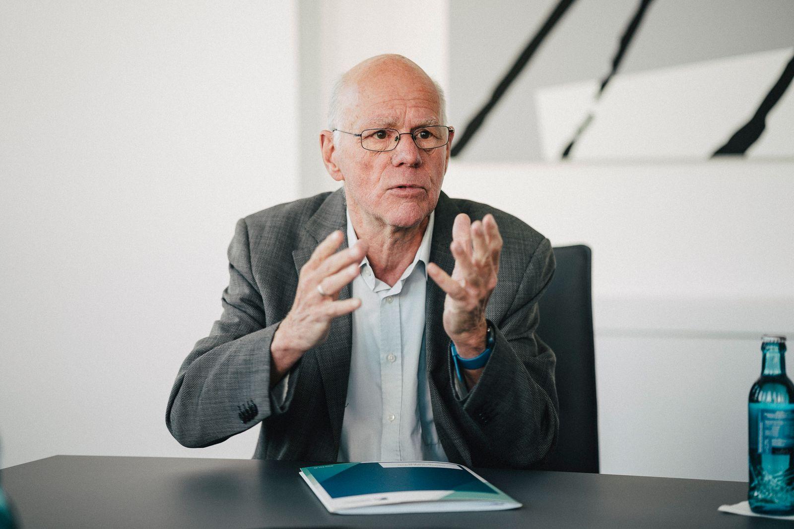 Norbert Lammert, deutscher Politiker (CDU) und Präsident des Bundestages von 2005 bis 2017. Vorsitzender der Konrad-Adenauer-Stiftung seit dem 1. Januar 2018.