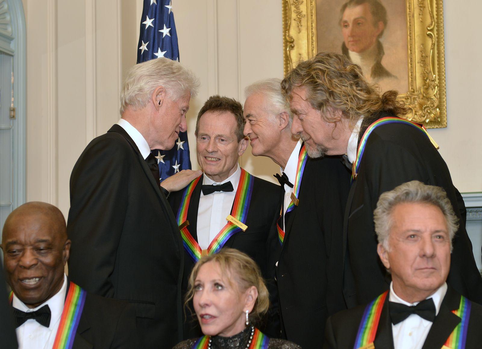 Bill Clinton / Led Zeppelin