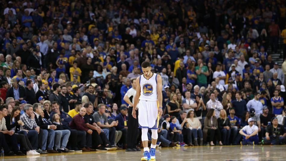 NBA-Star Stephen Curry
