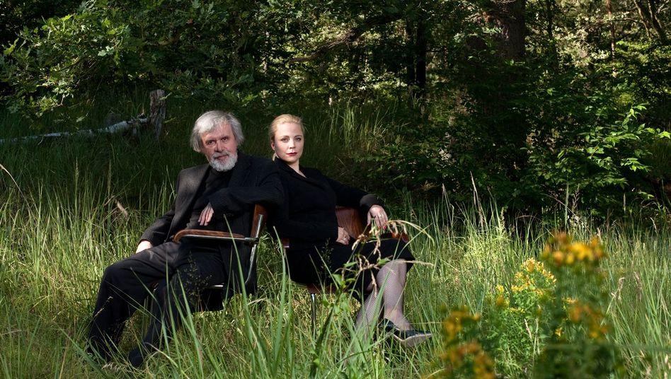 """Richard Wagner und Thea Dorn haben über """"Die deutsche Seele"""" geschrieben"""