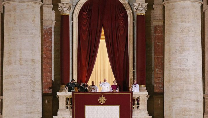 Papst Franziskus: Der stille Jesuit aus Buenos Aires