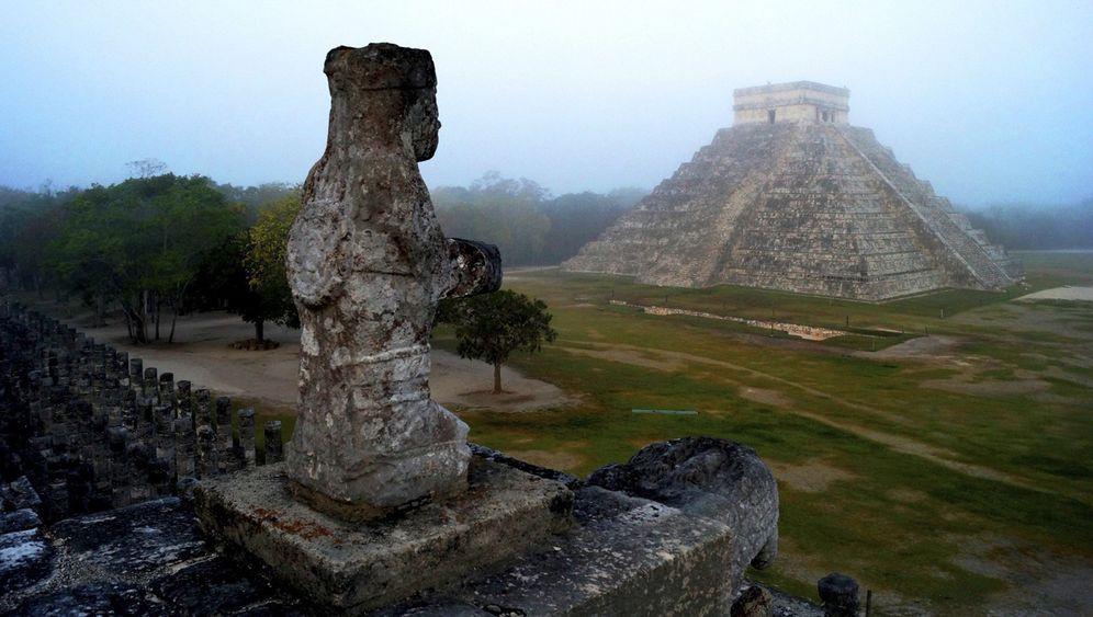 Maya: Untergegangene Hochkultur