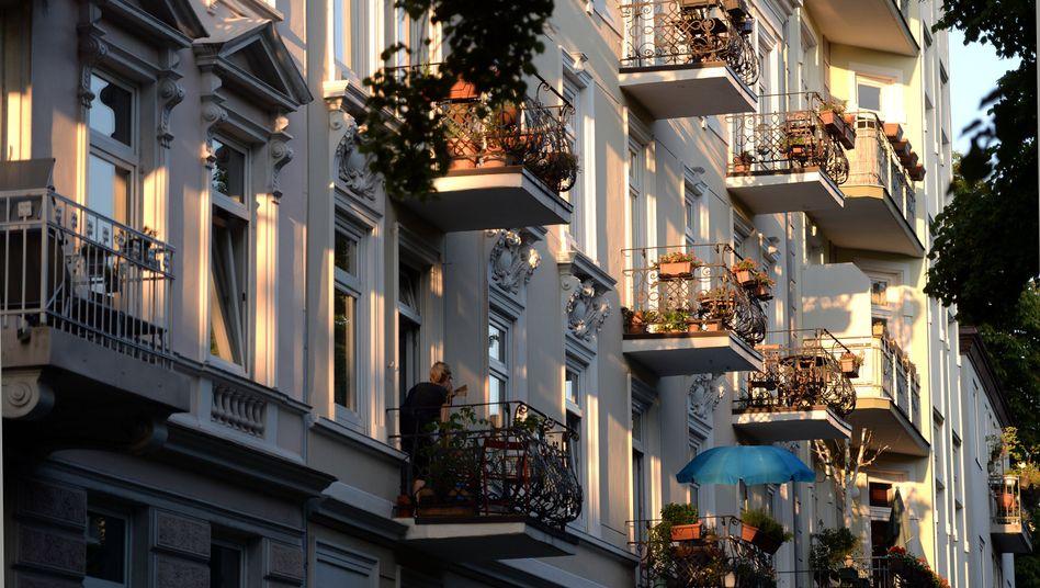 Hamburger Wohnhäuser: Sorge vor Kostenschub