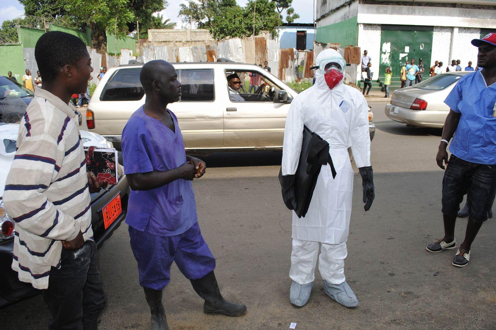 Ebola / Liberia
