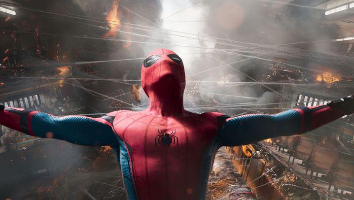 """""""Spider-Man: Homecoming"""": Zurück in die Nachbarschaft"""