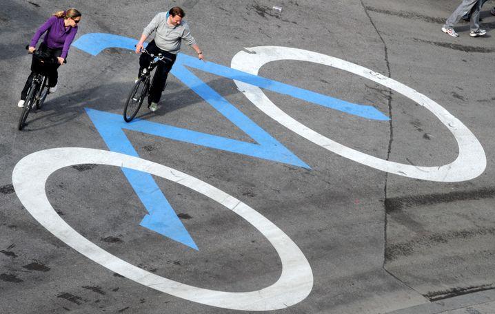 Radverkehr in München: reine Symbolpolitik?