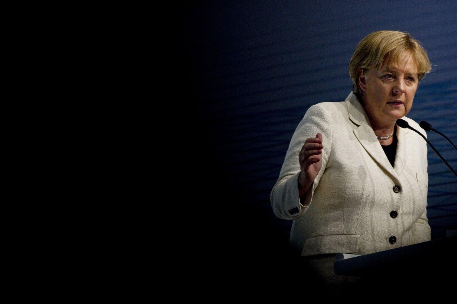 Merkel/ BDI