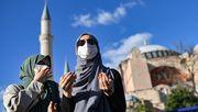 Erdogankündigt Öffnung der Hagia Sophia für muslimische Gebete an