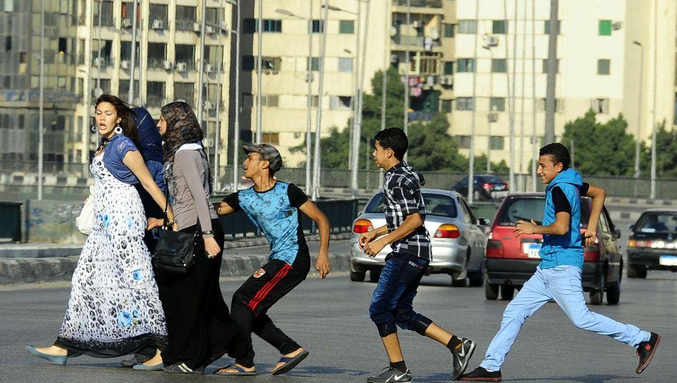 Ägypten: Sexuelle Belästigung auf offener Straße wird immer häufiger