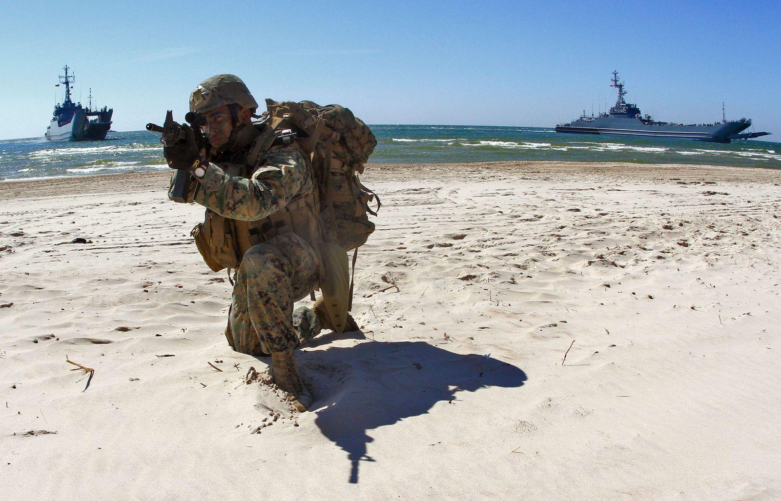 Nato / Osteuropa / Manöver